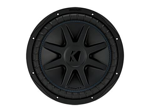 "Kicker - kicker 12"" CompVX 4 Ohm"