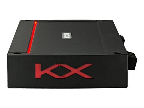 Kicker - kicker KXA2400.1 Amplifier