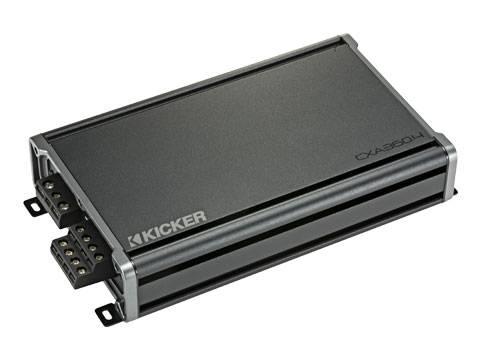 Kicker - kicker CX360.4 4-Channel Amplifier