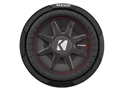 """Kicker - kicker 10"""" CompRT 1 Ohm"""