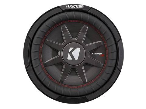 """Kicker - kicker 10"""" CompRT 2 Ohm"""