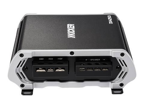 Kicker - kicker DXA250.1 Amplifier