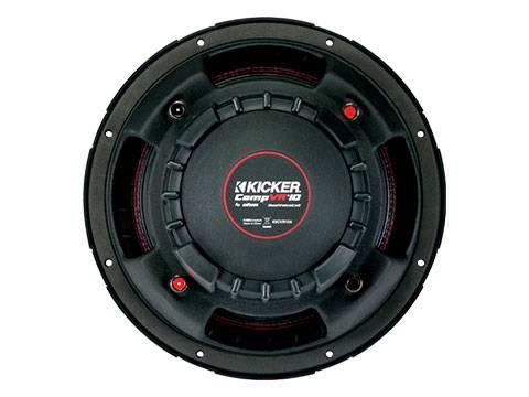 "Kicker - kicker 10"" CompVR 4 Ohm"