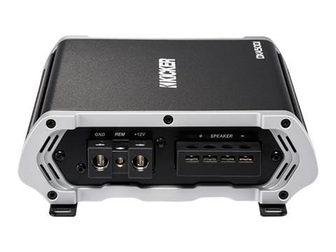 Kicker - kicker DXA500.1 Amplifier
