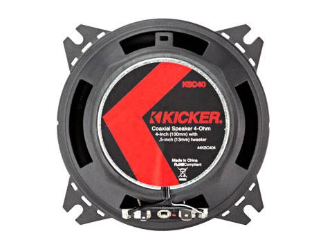 "Kicker - kicker KS Series 4"" Coax"