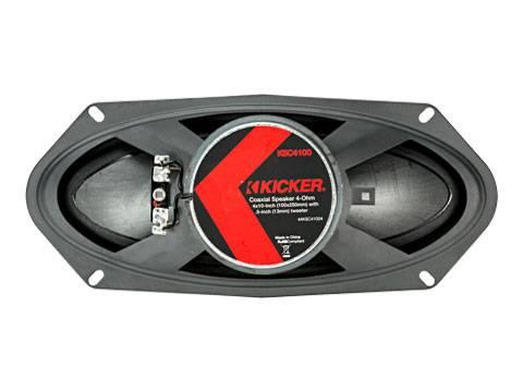 """Kicker - kicker KS Series 4x10"""" Coax"""