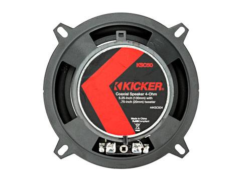 "Kicker - kicker KS Series 5.25"" Coax"