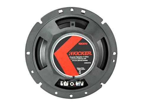 """Kicker - kicker KS Series 6.75"""" Coax"""