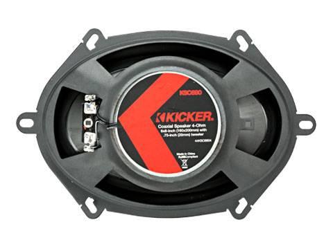 """Kicker - kicker KS Series 6x8"""" Coax"""