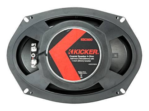 """Kicker - kicker KS Series 6x9"""" Coax"""