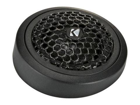"Kicker - kicker KS Series 1"" Tweeter"