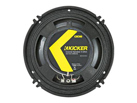 Kicker - kicker CS Series CSC65