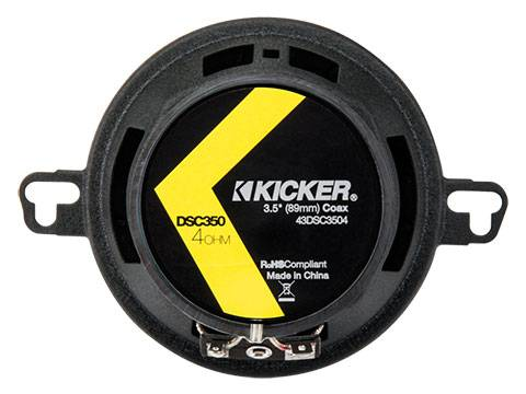 "Kicker - kicker DS Series 3.5"" Coax"