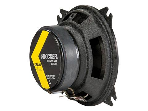 "Kicker - kicker DS Series 4"" Coax"
