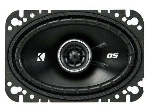 "Kicker - kicker DS Series 4x6"" Coax"