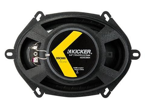 """Kicker - kicker DS Series 6x8"""" Coax"""