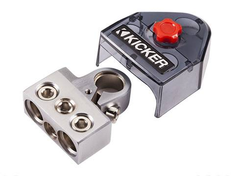 Kicker - kicker BT4 Pos/Neg Battery Terminal