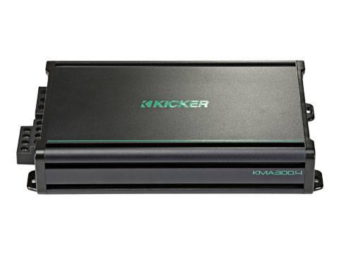 Kicker - kicker KMA300.4 Amplifier