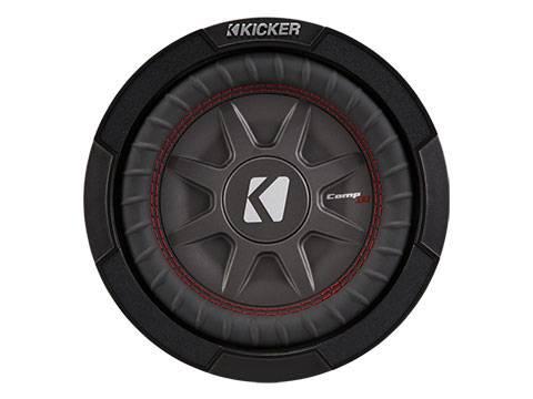 """Kicker - kicker 8"""" CompRT 1 Ohm"""