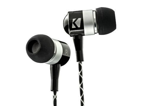 Kicker - kicker KEB54 Earbuds