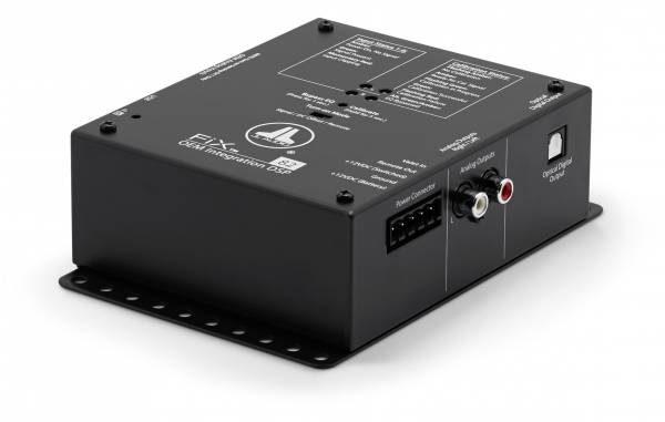 JL Audio - JL Audio FiX-82 OEM Integration DSP with Automatic Time Correction and Digital EQ