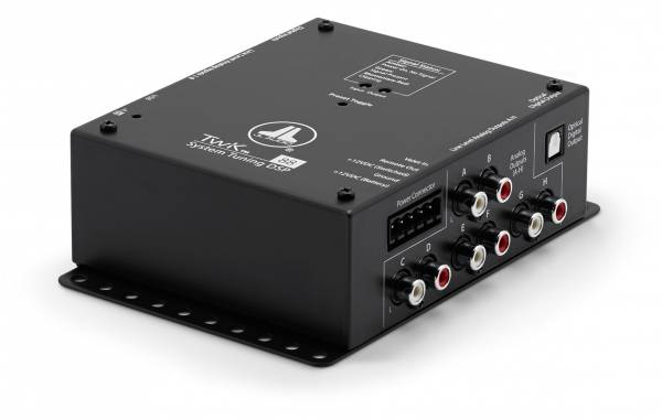 JL Audio - JL Audio TwK-88 System Tuning DSP controlled by TüN software, 8-ch. Analog & Digital Inputs / 8-ch. Analog Outputs