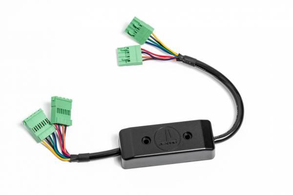 JL Audio - JL Audio FiX-LSA-4 4-Ch. Load Sensing Adaptor for use with FiX™ OEM Integration DSP