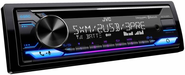 JVC - JVC KD-T915BTS 1-DIN CD Receiver