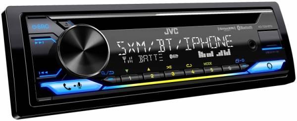 JVC - JVC KD-TD91BTS 1-DIN CD Receiver