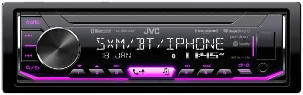 JVC - JVC KD-X360BTS Digital Media Receiver