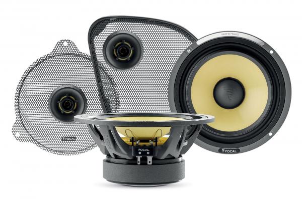 """Focal Listen Beyond - Focal Listen Beyond HDK 165 – 2014 UP 6.5"""" 2-Way Component Kit"""