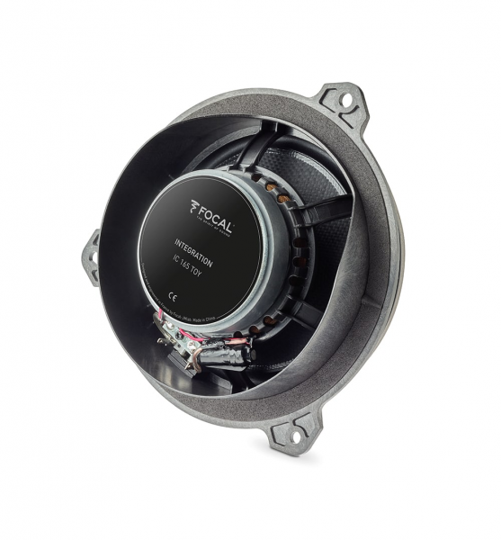 Focal Listen Beyond - Focal Listen Beyond IC 165TOY 2-Way Coaxial Kit dedicated to Toyota®