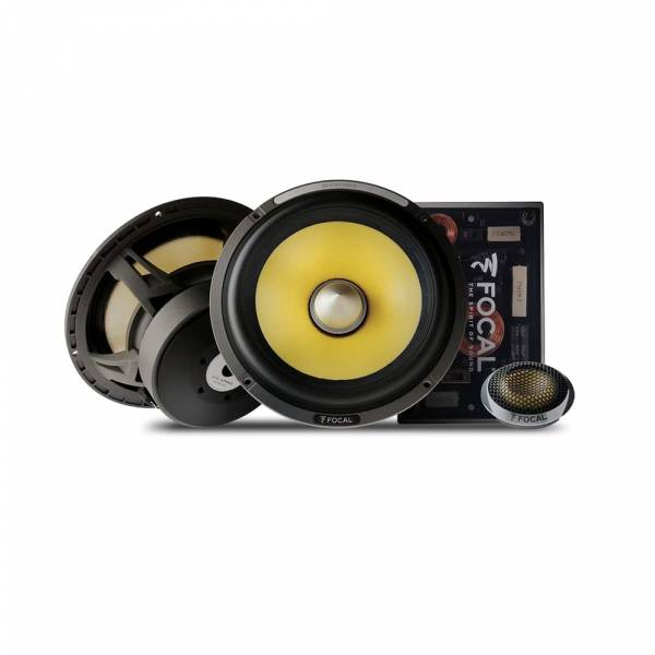 Focal Listen Beyond - Focal Listen Beyond ES 165 KX2 2-Way Component Kit