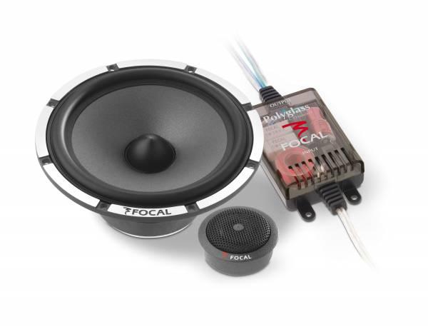 Focal Listen Beyond - Focal Listen Beyond P 165 V15 2-Way Component Kit