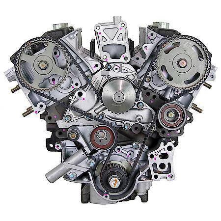 Spartan/ATK Engines - Remanufactured Engines 227P Spartan/ATK Engines Mitsubishi 6G72 R/AWD Engine