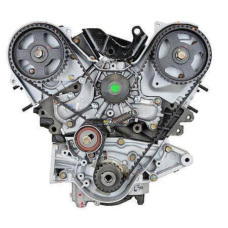 Spartan/ATK Engines - Remanufactured Engines 227N Spartan/ATK Engines Mitsubishi 6G72 FWD Engine