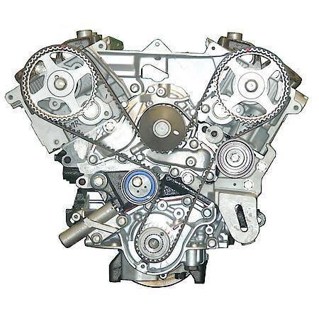 Spartan/ATK Engines - Remanufactured Engines 227R Spartan/ATK Engines Mitsubishi 6G72 2/98-06 Engine