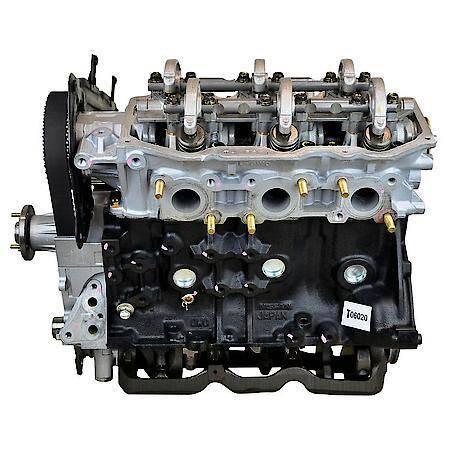 Spartan/ATK Engines - Remanufactured Engines 342C Spartan/ATK Engines Nissan VG33E 2001-03 Engine