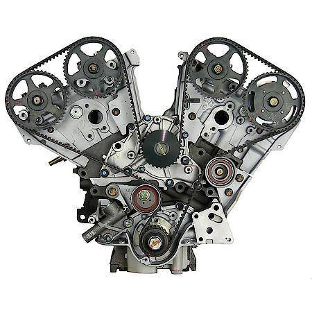 Spartan/ATK Engines - Remanufactured Engines 261A Spartan/ATK Engines Kia 6GCU 03-06 Engine