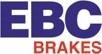 EBC Brakes - EBC Brakes OE Quality replacement rotors, same spec as original parts using G3000 Grey iron RK005