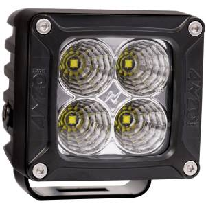 Lighting - Off Road Lights - ANZO USA - ANZO USA Rugged Vision Off Road LED Flood Light 881052