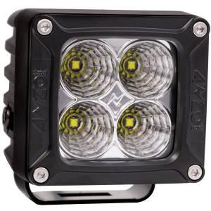 ANZO USA Rugged Vision Off Road LED Flood Light 881052