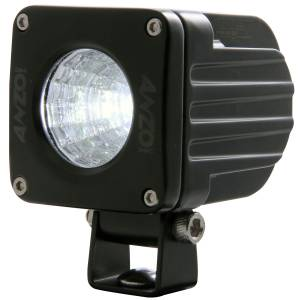 Lighting - Off Road Lights - ANZO USA - ANZO USA Rugged Vision Spot LED Light 861110