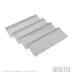 Westin - Westin 19in.L x 3.5in.H x 15in.W Tray w/4 silver dividers. Fits tool boxes: 80-RB121LP; 80-TR10 - Image 1