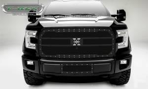 T-Rex - T-Rex X-Metal Grille, Black, Mild Steel, 1 Pc, Replacement 6715741 - Image 1