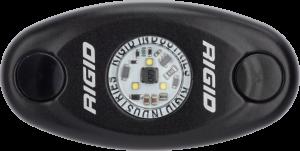 RIGID Industries - RIGID Industries A-SERIES HP BLK RED 480103
