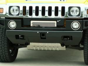 Exterior - Grilles - American Car Craft - American Car Craft Grille Polished Front Lower 492003