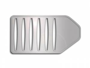 Performance - Air Intakes - American Car Craft - American Car Craft Air Box Cover Polished Factory Air Box 153048