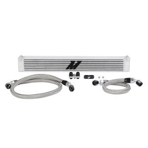 Performance - Oil System & Parts - Mishimoto - FLDS BMW E46 M3 Oil Cooler Kit MMOC-E46-01