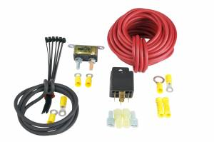 Fuel System - Fuel System Parts - Aeromotive Fuel System - Aeromotive Fuel System 30 Amp Fuel Pump Wiring Kit (Includes relay, breaker, wire and connectors) 16301